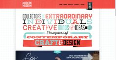 Modern Museum is a creative agency in South Africa.  http://www.modernmuseum.co.za/