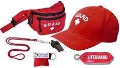 Basic Lifeguard Kit | Guard Hat Kit-Lifeguard Equipment