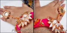 Handmade bangles by… Silk Thread Bangles, Thread Jewellery, I Love Jewelry, Jewelry Design, Gota Patti Jewellery, Homemade Jewelry, Jewelry Making Tutorials, Jewelry Patterns, Indian Jewelry