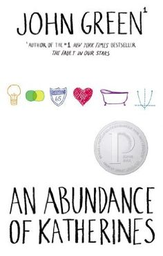 book cover of   An Abundance of Katherines