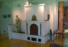 Varaava takka Home Decor, Decor, Home, Fireplace