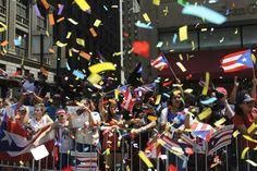 Desfile Nacional PUERTORRIQUENO 2014