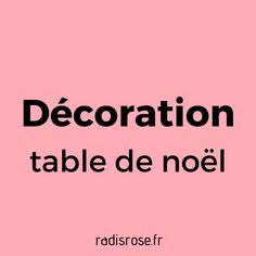 Décoration table de noël #decoration #deco #noel #table Decoration, Movie Posters, Fall Table, Natural Decorating, Decor, Film Poster, Decorations, Decorating, Billboard