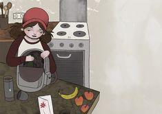 Red Riding Hood Illustrations – Anja Sturm Illustration