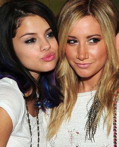 ashley tisdale with selena gomez | ... Fotos Favoritas: Ashley Tisdale e Selena Gomez 2012. Lindas, não