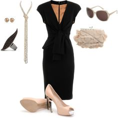 My very first Polyvore creation!! I love this site ;o)