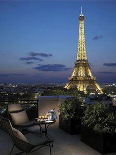 **Eiffel Tower,France: