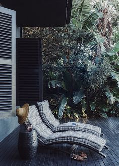 37 is a Sheffield Beach villa on the KwaZulu-Natal Dolphin coast framed and fanned by banana palms and ferns and dramatic strelitzia. Beach Accommodation, Kwazulu Natal, Beach Villa, Rental Property, Dog Friends, South Africa, Vacation, Holiday, Home Decor