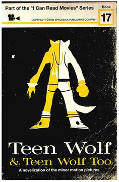 I Can Read Movies - Teen Wolf