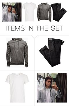 """-walks into the bar-"" by m-ystic ❤ liked on Polyvore featuring art"