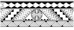 Maori wristband original design Diseño original pulsera Maori - Accessories of Women Maori Tattoos, Maori Tattoo Frau, Armband Tattoos, Polynesian Tattoos Women, Polynesian Tattoo Designs, Polynesian Tribal, Leo Tattoos, Maori Tattoo Designs, Samoan Tattoo