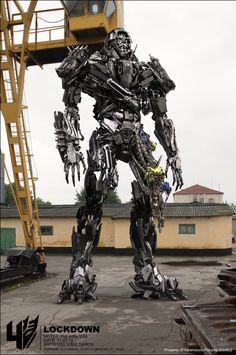 Transformers 4: Age Of Extinction Art by Vitaly Bulgarov - Daily Art, Movie Art