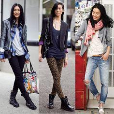 love Liu Wen's style! !