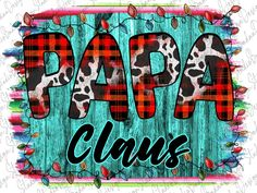 Merry Christmas Santa, Turquoise, Neon Signs, Design, Holiday, Projects, Svg File, Westerns, Printer