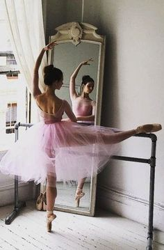 Beautiful ballerina picture