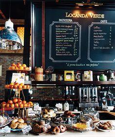 Most Pinned Travel Photos: Locanda Verde, New York City