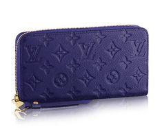 ルイヴィトン財布スーパーコピー 長財布 モノグラム・アンプラント ジッピー ウォレット M60943