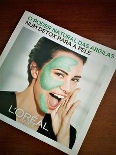 L'Oréal Máscaras Argilas Puras - Máscara Purificante