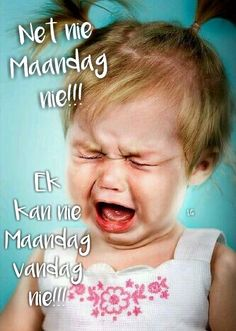 Goeie Nag, Goeie More, Monday Quotes, Morning Greeting, Afrikaans, Face, Friends, Amigos, The Face