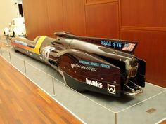 Bonneville Legends at the Utah Museum of Fine Arts - Land Speed Racing History