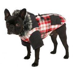 Details about NEXT Dog duffle coat grey size XL NEW 49 - 54cm ...