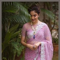 This soothing lavender always evokes special memories and when added with subtle sparkle draws one to surrender! Shop from latest collection of sitaara Dazzling Glamorous sarees! Ritu Kumar Saree, Indian Aesthetic, Indian Photoshoot, Home Interiors And Gifts, Stylish Sarees, Indian Sarees, Pakistani, Half Saree, Saree Styles