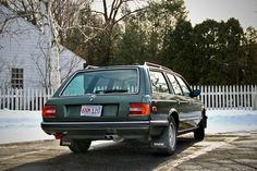 BMW 735i Touring must be rare