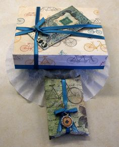 Another Chance to Stamp: VINTAGE SCRAPS!!