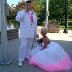 Worst wedding dresses of all time