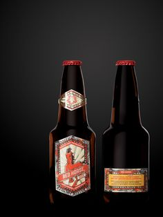 Red Horse Beer (Student Project) on Packaging of the World - Creative Package Design Gallery