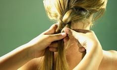 How To Do A French Braid, For Dummies  ;)  JK, We Still Love Your Lazy Hair Status