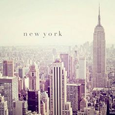 New york is one of them