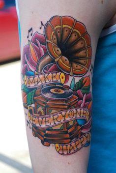 Craft tattoo on pinterest yarn tattoo sewing tattoos for 15th street tattoo