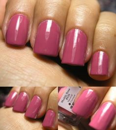 Wish for Shellac color --  CND Muddy Rose