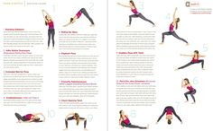 Grounding Yoga Sequence from Yoga Journal