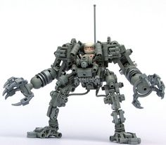 Exo Suit - Now on CUUSOO by Legoloverman, via Flickr
