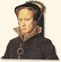 "An Audience with Queen Mary I, 1557 ~ ""She is of short stature, well made, thin and delicate, and moderately pretty..."" So The Venetian ambassador, Giovanni Michele wrote soon after a meeting with Mary I Tudor in 1557. His report about this event is on the link"