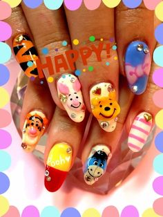 1000+ images about Japanese Nail Art on Pinterest ...
