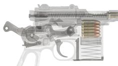 A look inside the German Mauser C96