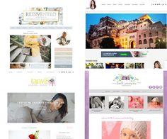 Custom Blog Design and Install | Custom Blog Template | WordPress Blog | Squarespace Blog | Wix Blog | Blogger Blog | Blogspot Blog