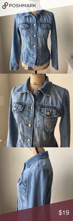 GAP Stretch Denim Jacket Size Small Good Clean Condition! GAP Jackets & Coats Jean Jackets