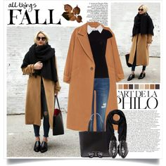 Isn't this coat divine? @polyvore @polyvore-editorial