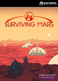 Surviving Mars is a sci-fi settlement builder all about colonizing Mars and surviving the process. Are you ready? Mars is waiting for you. Pre-order now!