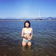 【arisarinko313】さんのInstagramをピンしています。 《Goodbye summer...I already miss you.  #summer #ocean #beach #bikini #japan #hiroshima #mood #blue #sea #tan #diet #海 #ビーチ #広島 #水着 #ビキニ #宮島 #戻りたい #memories #miyajima #ダイエット #スタイル #取り戻したい #夏 #モデル #modeling》