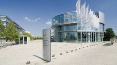 Ingolstadt...Audi Headquarters