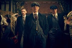 Love Boardwalk Empire? Journey across the pond for the British historical crime drama, Peaky Blinders. In the aftermath of World War I, a detective (Sam Neill) is tasked with taking down the Birmingham gang, Peaky Blinders, led by the quick-witted Tommy Shelby (Cillian Murphy).