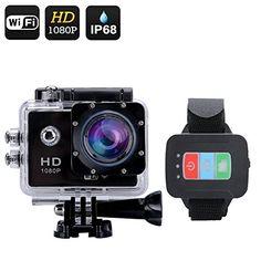 Q3 Wi-Fi Sports Action Camera - 1080P, 30M Waterproof, 170 Degree Lens, 2 Inch Screen, Remote Control, Accessories (Black) Elektronik http://www.amazon.de/dp/B014VO9SH6/ref=cm_sw_r_pi_dp_cdrrwb1NYYCC8
