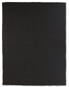 Ribbed Outdoor Rug - Graphite