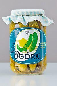 Pan tu nie stał. Yummy pickle #packaging PD