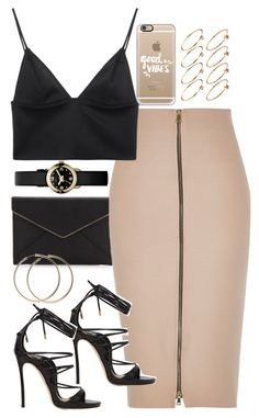 """""""Outfit for clubbing"""" by ferned on Polyvore featuring Rebecca Minkoff, ASOS, River Island, T By Alexander Wang, Dsquared2, Marc by Marc Jacobs and Casetify"""